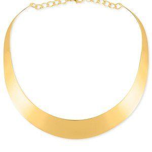 RLM Soho Half Moon Collar Necklace